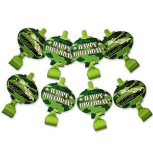 Camouflage Blowouts 8ct
