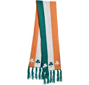 St. Patrick's Day Irish Flag Scarf