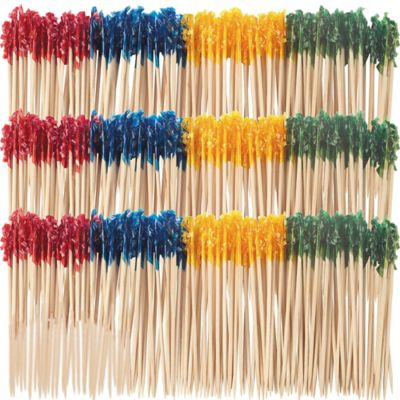 Sandwich Frill Picks 800ct