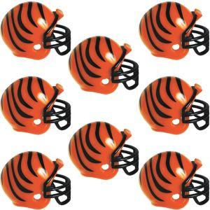 Cincinnati Bengals Helmets 8ct