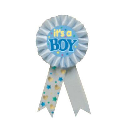 It's a Boy Award Ribbon