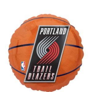 Portland Trailblazers Balloon - Basketball