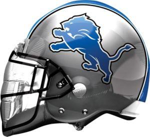 Detroit Lions Balloon - Helmet