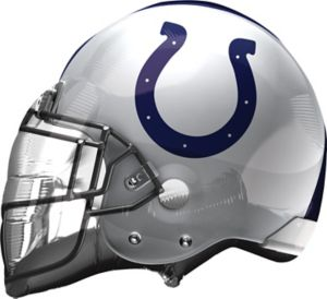 Indianapolis Colts Balloon - Helmet
