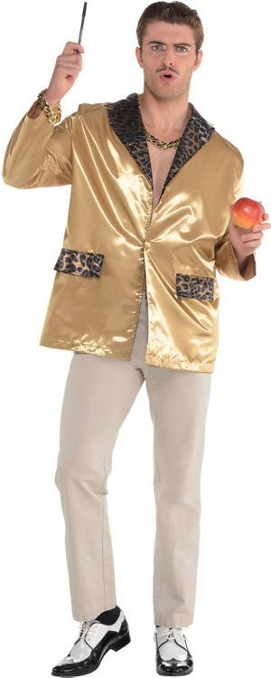 Hustlah Gold Jacket