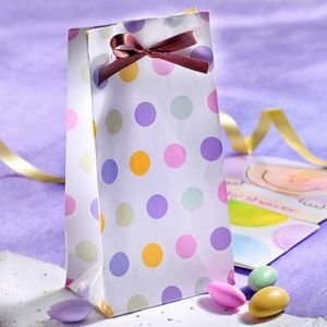 Tiny Bundle Baby Shower Favor Bags 12ct
