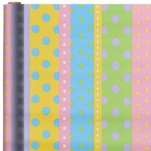 Jumbo Modern Baby Gift Wrap