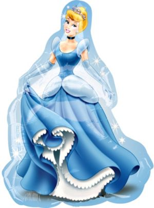 Cinderella Balloon - Giant