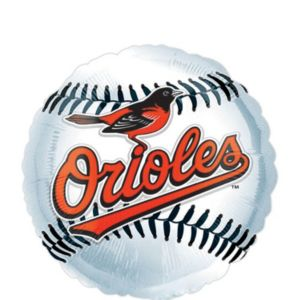 Baltimore Orioles Balloon - Baseball