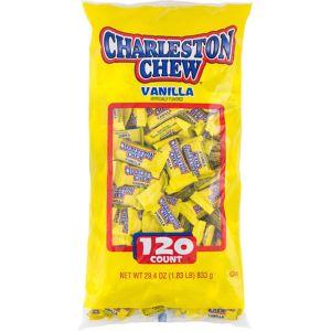 Vanilla Charleston Chew Bars 120ct