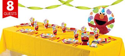 Elmo Party  Basic Party Kit