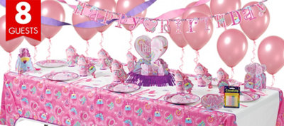Princess Party Supplies Super Party Kit