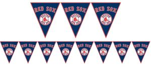 Boston Red Sox Pennant Banner
