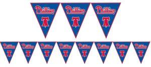 Philadelphia Phillies Pennant Banner