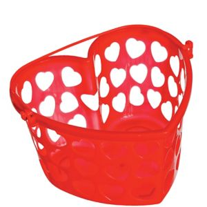 Red Heart Container