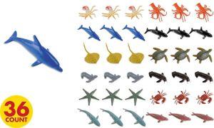 Sea Creatures 36ct