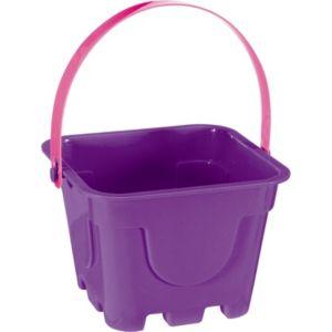 Purple Square Pail
