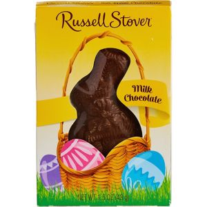 Russell Stover Milk Chocolate Easter Bunny