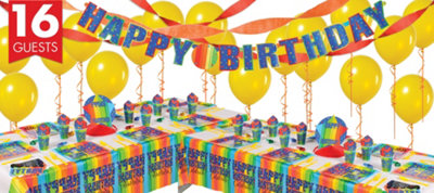 A Year To Celebrate 30th Birthday Deluxe Party Kit