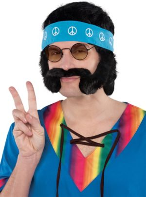 Hippie Man Accessory Kit
