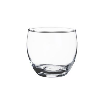 Glass Round Bowl Tealight Candle Holder