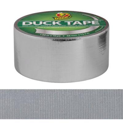 Silver Duck Tape