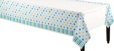 Little Prince Baby Shower Plastic Table Cover