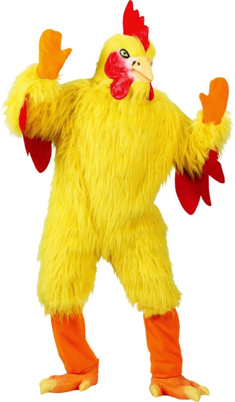 Animals Costumes Adults Adult Funny Chicken Costume