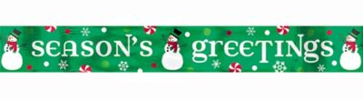 Season's Greetings Banner