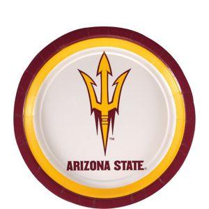 Arizona State Sun Devils Dessert Plates 8ct