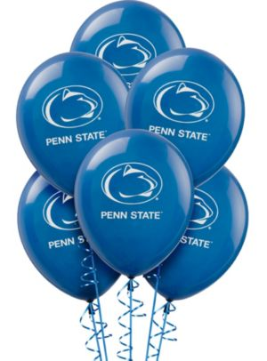 Penn State Nittany Lions Balloons 10ct