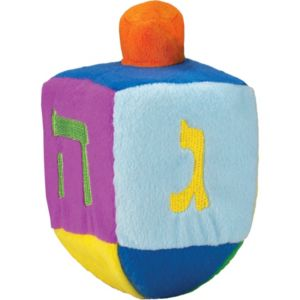 Plush Musical Dreidel