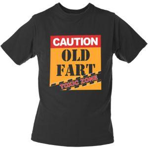 Adult Old Fart Joke T-Shirt