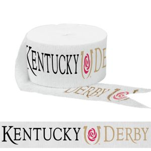 Kentucky Derby Streamer