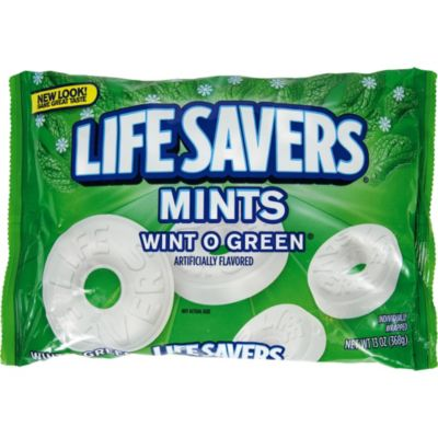 Wint-o-Green Life Savers Mints 13oz