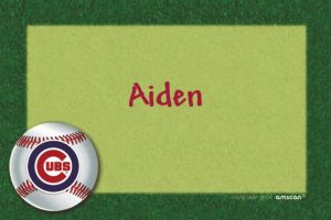Custom Chicago Cubs Thank You Notes