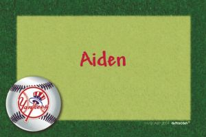 Custom New York Yankees Thank You Notes