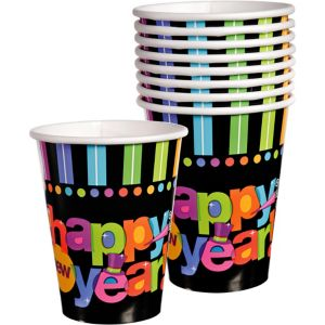 Bright New Year Cups 50ct