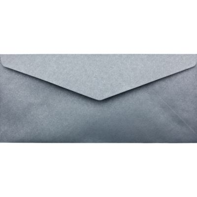 Silver Envelopes 25ct