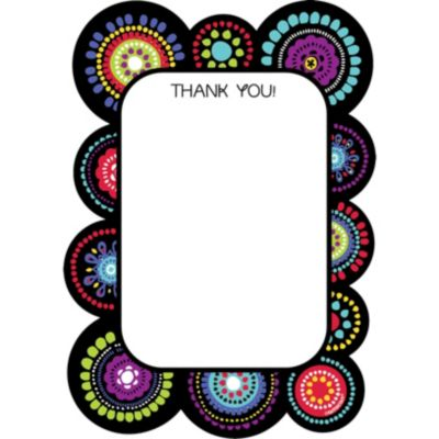 Graphic Fun Thank You Notes 20ct