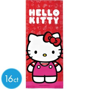 Hello Kitty Treat Bags 16ct