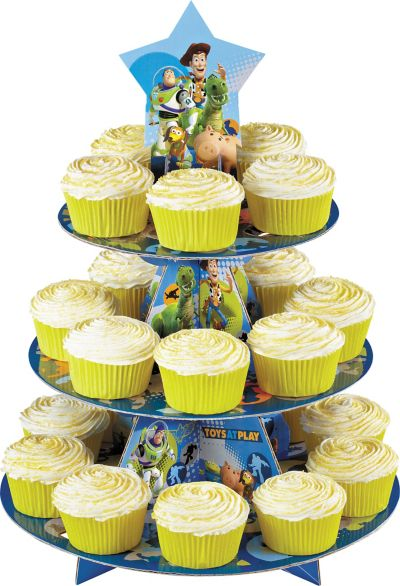 Toy Story Cupcake Stand Holds 24