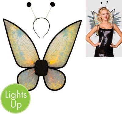 Light-Up Butterfly Accessory Kit