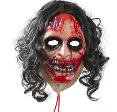 Bleeding Zombie Mask