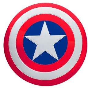 Adult Captain America Shield 24in