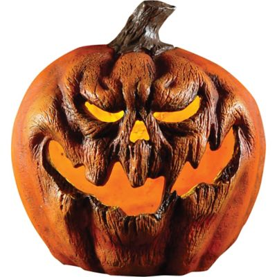 Light-Up Evil Pumpkin