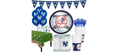New York Yankees Super Party Kit