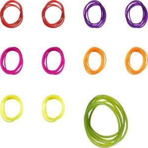 Jelly Bracelets 48ct