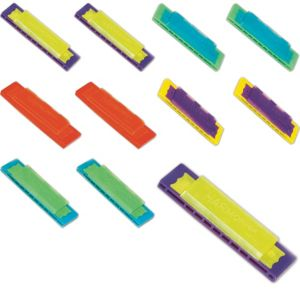 Mini Harmonicas 48ct