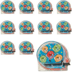Mini Pinball Games 48ct